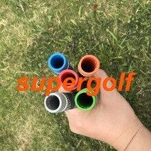 Supergolf 特別ゴルフドライバーフェアウェイウッドハイブリッドアイアンウェッジパターグリップゴルフクラブ注文リンク私たちの友人に 002