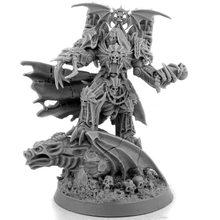 40mm base resina figuras modelo kits caos senhor da noite sem pintura 1132