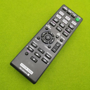 Image 2 - used original remote control RM AMU214  for sony CMT SBT40D system audio