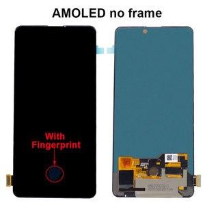 Image 5 - 6.39 amamamoled para xiaomi 9t pro display lcd mi 9t com moldura da tela de toque digitador assembléia para xiaomi k20 pro k20 display lcd