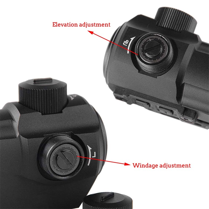 Colimador vista qd red dot scope vista