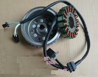 Magnetic motor stator and rotor suit for QINGQI 250/QM250