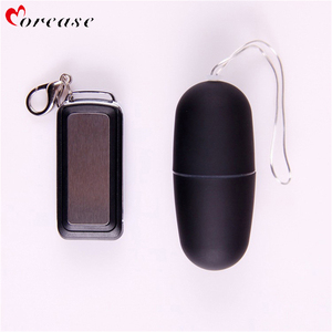 Morease Smooth Wireless Jump Egg Vibrating Egg Remote Control Body Massager for Women Adult Sex Toy Sex High Quality Product