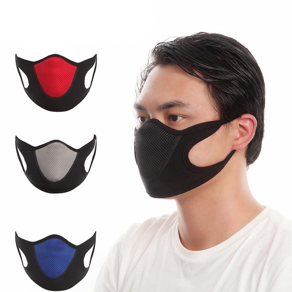 Face Mask 2020Top Masks Scarf Breathable Mask Dust-proof Anti-ultraviolet Lycra Masks Riding Mask New Fashion Masque Mascherine