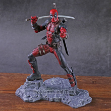 Diamond Select Toys  Premier Collection Deadpool Resin Statue Figure Model Toy