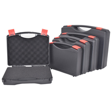 Portable Plastic Tool Case Safety Protection Suitcase Equipment Instrument Case Outdoor Box with Pre-Cut foam