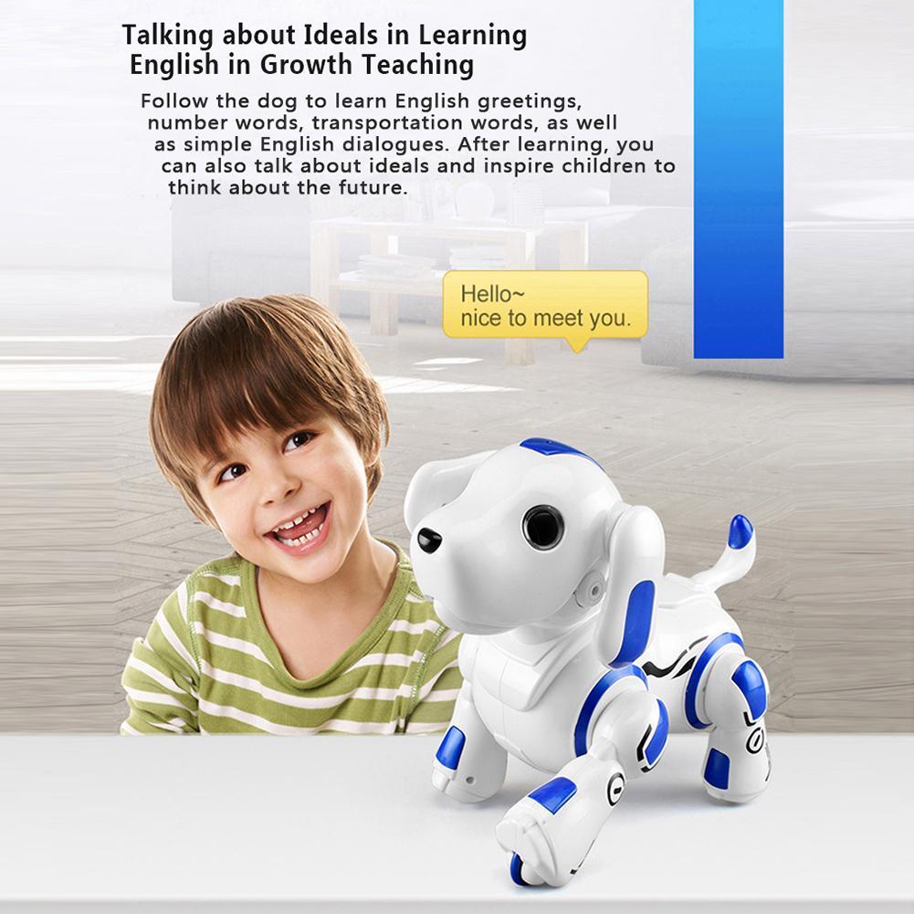 Comandos de voz controle app robô brinquedo
