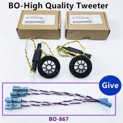 Car Tweeter For BMW F10 F15 F16 F30 G30 E90 E60 F85 F86 F07 F01 Series Music Stereo Range Frequency Speaker Accessories BO Horn