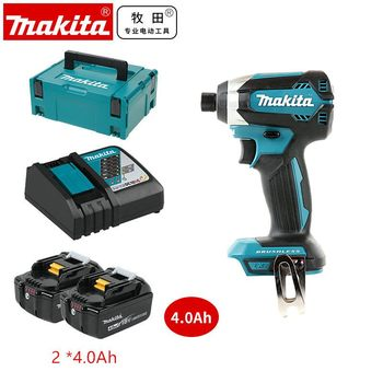 Makita DTD153 DTD153Z DTD153RTE DTD153RFE DTD153SFJ 18V LXT Li-ion Cordless Brushless 170Nm Impact Driver Body Only