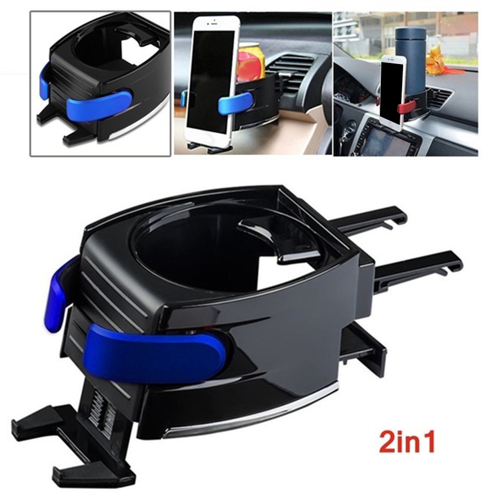 2 in 1 Vent Outlet Phone and Cup Holder