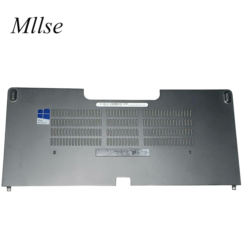 Free Shipping New For DELL Latitude E7450 BOTTOM CASE COVER DOOR XY40T 0XY40T Access Panel Door