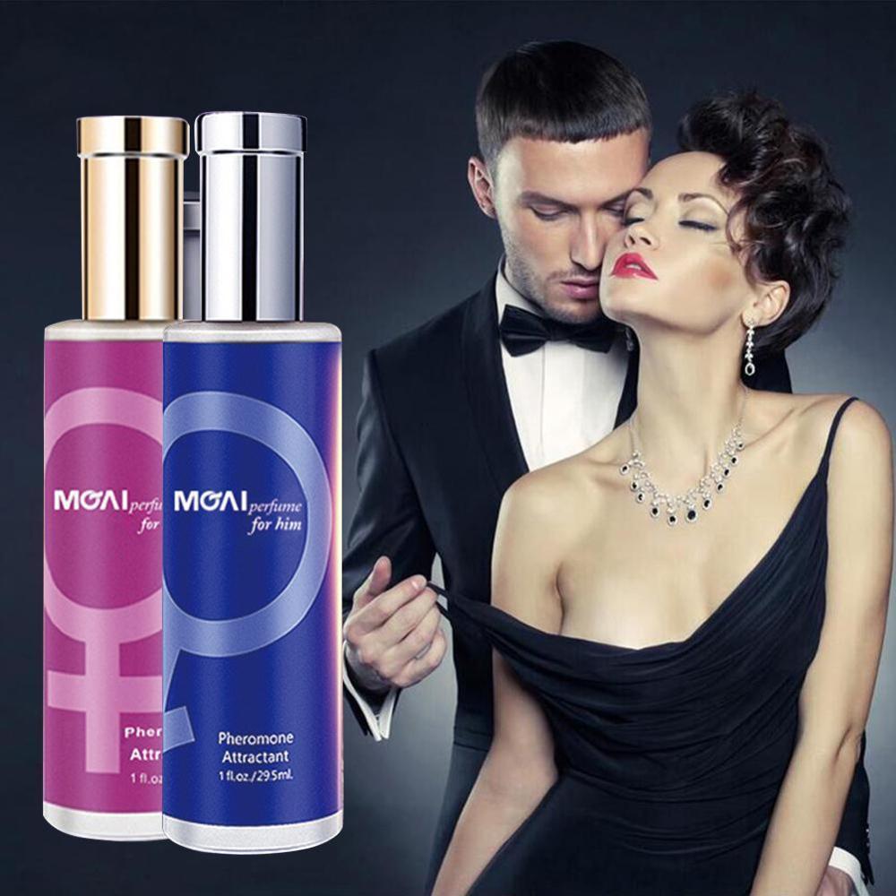 Pheromone Perfumed Aphrodisiac For Men Body Spray Flirt Perfume Attract Women Scented Water Personal Magnetism Body Spray