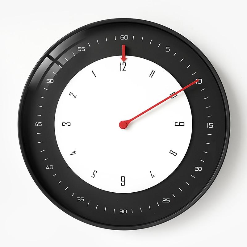Silent Modern Creative Clock Home Fashion Luxury Quartz Wall Clock European Gift Wall Watch Modern Design Decorative QZE298