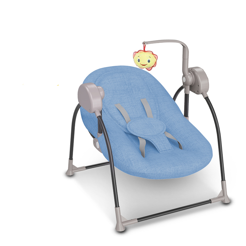 Artifact Baby Electric Rocking Chair Baby Cradle Recliner Sleep Newborn Comfort Chair Sleep Shake Bed