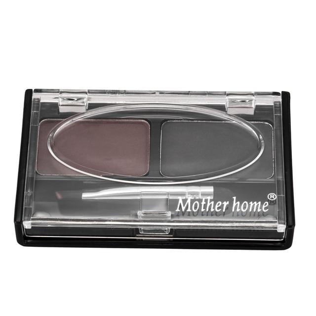 Eyebrow Stencils & Multi Color For Waterproof Eyebrow Shaping Powder Eyeshadow