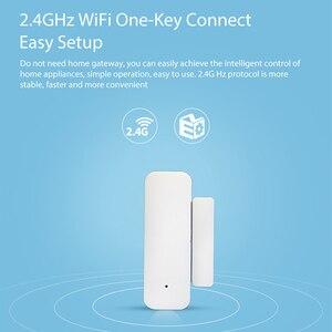 Image 4 - チュウヤスマート無線 lan ドア & 窓と互換性 alexa と google ホーム 2.4 グラムワイヤレス制御 app ホームセキュリティ用