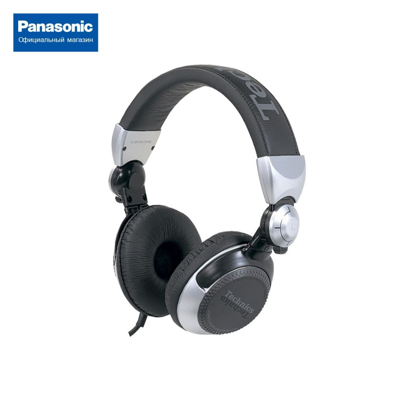 все цены на Professional headphones Panasonic Technics RP-DJ1210E-S онлайн