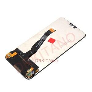 Image 5 - Оригинальный дисплей для Huawei Honor 8X, ЖК дисплей с тачскрином и рамкой, сменный дисплей для Honor 8X, L23
