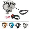 Pour Suzuki GS550M GSX1100F GSX600 600 750 Katana VS800 moto lumière led phare lampe auxiliaire U5 projecteur moteur lumière