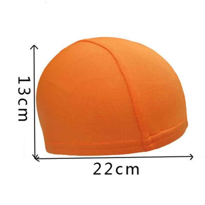 Unisex mężczyzna kobiet kask motocyklowy wewnętrzna czapka fajna czapka szybki suchy oddychający kapelusz czapka z motywem wyścigów pod kask czapka czapka na kask