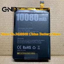Batería de repuesto GND de 3,8 V, 10080mAh, 38,3 WH, BAT18M710080, para DOOGEE S8, batería de iones de litio de polímero recargable, incluye herramientas gratis