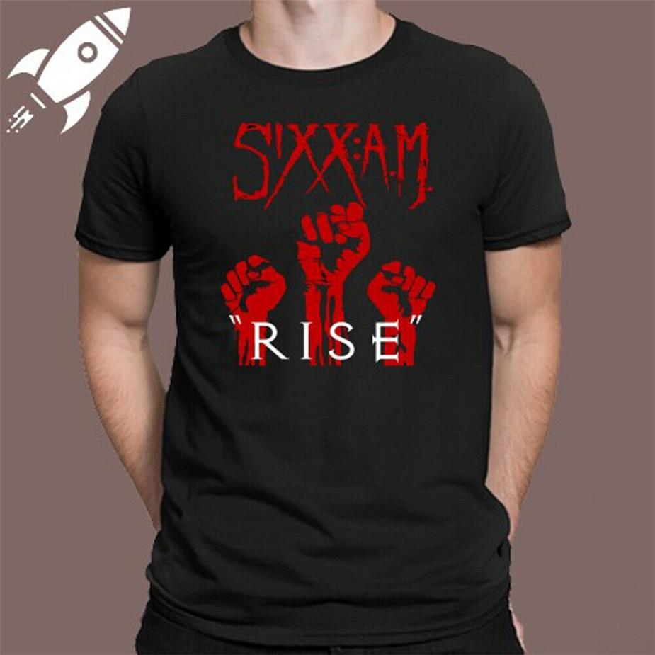 New Sixx Am This Is Gonna Hurt Logo Men/'s Black T-Shirt S M L XL 2XL 3XL