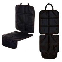 Легко чистящий Противоскользящий защитный коврик для автомобильного сиденья для младенцев, наволочка, новый протектор для автомобильного ...