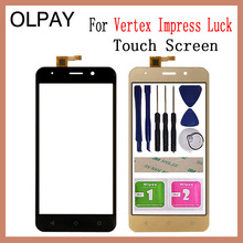 Mobile Phone Touch Screen Glass 5.0'' inch For Vertex impres