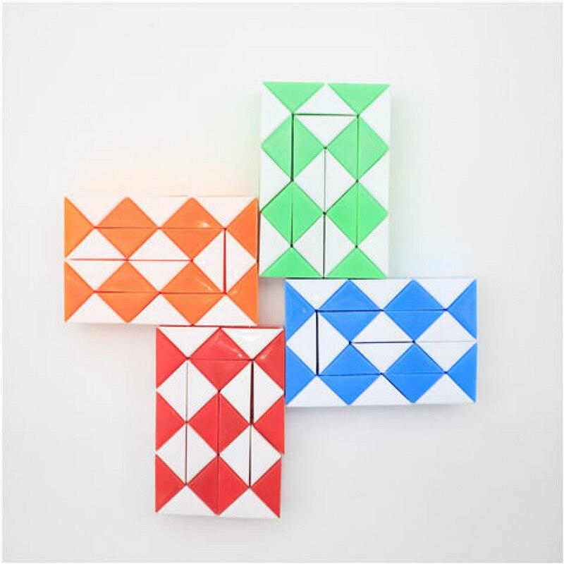 Fun Toys Cube-Stress Puzzles Relief Rainbow 1pcs Strange-Shape img2
