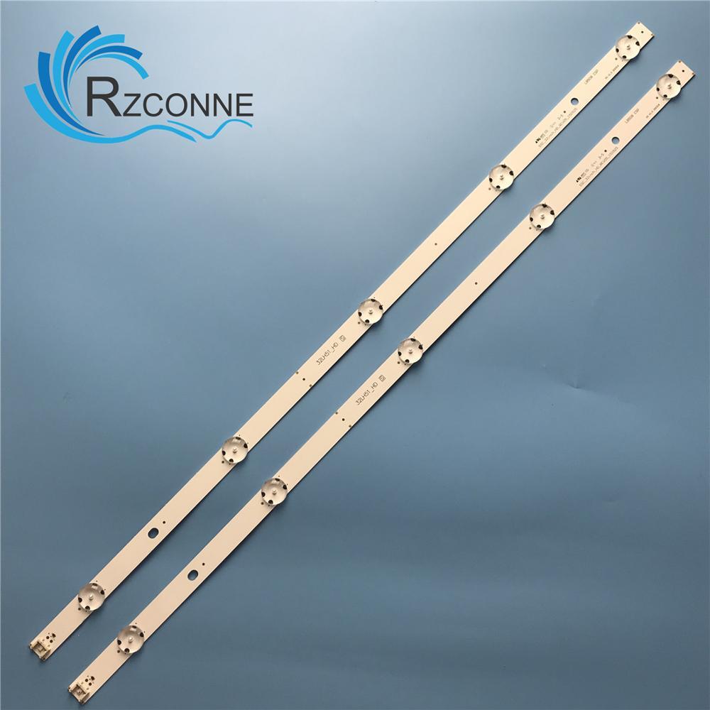 LED Backlight strip 5 lamp for LG 32inchTV Innotek direct 15 5Y 32Inch 32LF510B 32LH590U SVL320AL5 DH LF51 32LH51 HD SSC 32inch HD