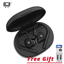 KZ TWS E10 5.0 Bluetooth Earphone 10 Units Wireless Headset Touch Hifi Bass T1 ZSX ZS10PRO C12 ZSN PRO Hot New