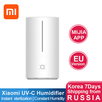 Xiaomi Mijia Humidifier Smart Sterilization 4.5L Large Capacity Water Tank UV-C Instant Humidifiy app Control for Home & office