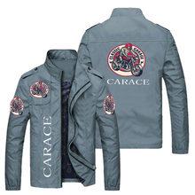 Spring 2021 Casual Fashion Tight Bobjacket Men's Coat New Baseball Jacket Men's Jacket M-5XL Top