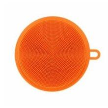 Силиконовая губка для мытья посуды, кухонная Мочалка для еды, многофункциональные губки, антипригарная щетка для чистки кухни