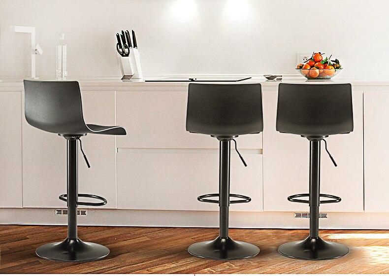 Chair Remittance Bar Counter Chair Lift Modern Concise Bar Stool High Stool Bar Chair Rotating High Footstool Northern Europe