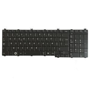 Image 2 - French keyboard For toshiba Satellite C650 C655 C655D C660 C670 L650 L655 L670 L675 L750 L755 l755d Black laptop Fr Keyboard