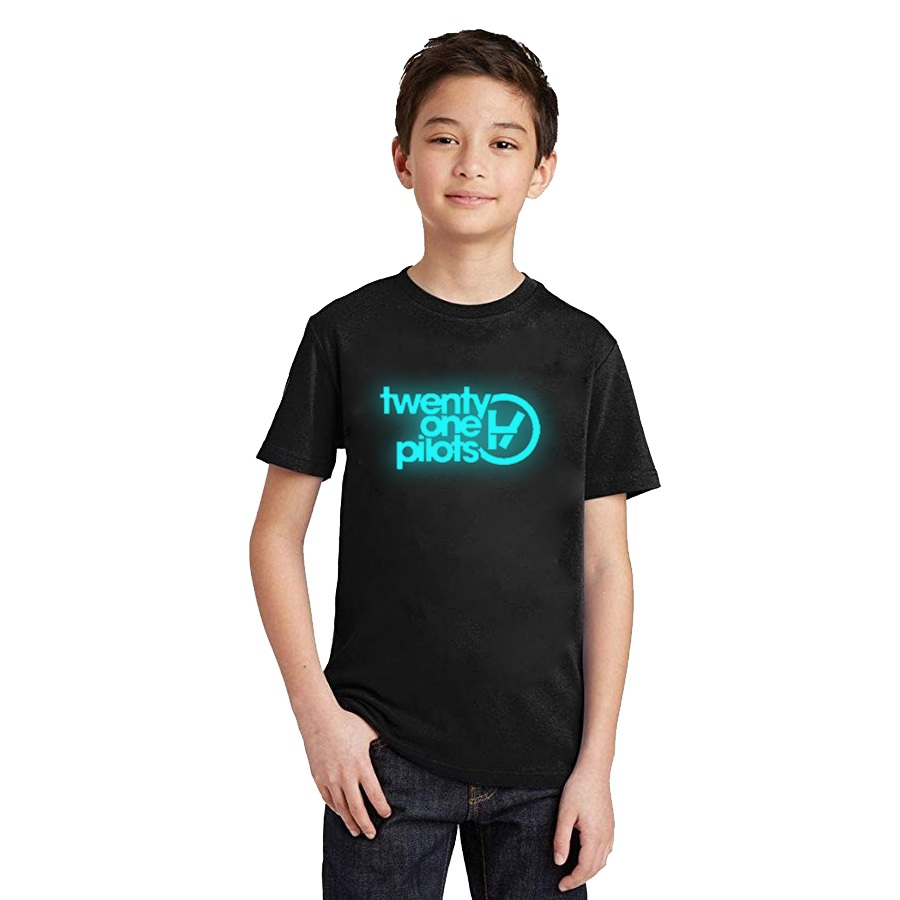 LYTLM Twenty One Pilots Tshirt Girls Clothes 9 10 Years Camisetas Tee Shirt Garcon Short Sleeve Baby Boy T-shirt Koszulki Meskie