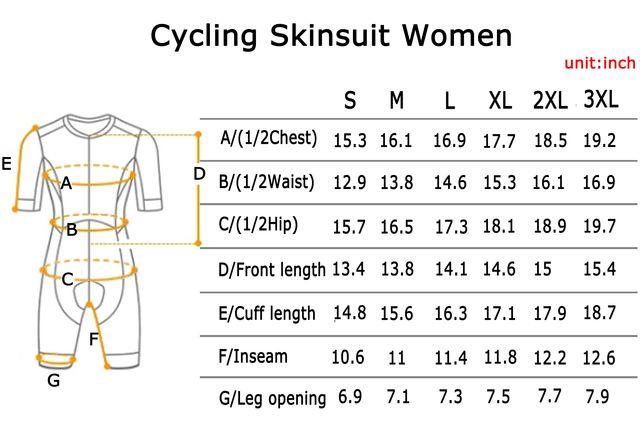 Macacão de verão feminino, roupa de ciclismo, equipe ciclopp, uniforme de bicicleta, triathlon, terno para corrida, kit de roupa de praia 6