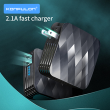 цена на 2.1A Fast Charger & Power Bank 5000 mah Power Bank With US UK EU Plug Wall Charger Dual USB  Power Bank For Mobile Phone