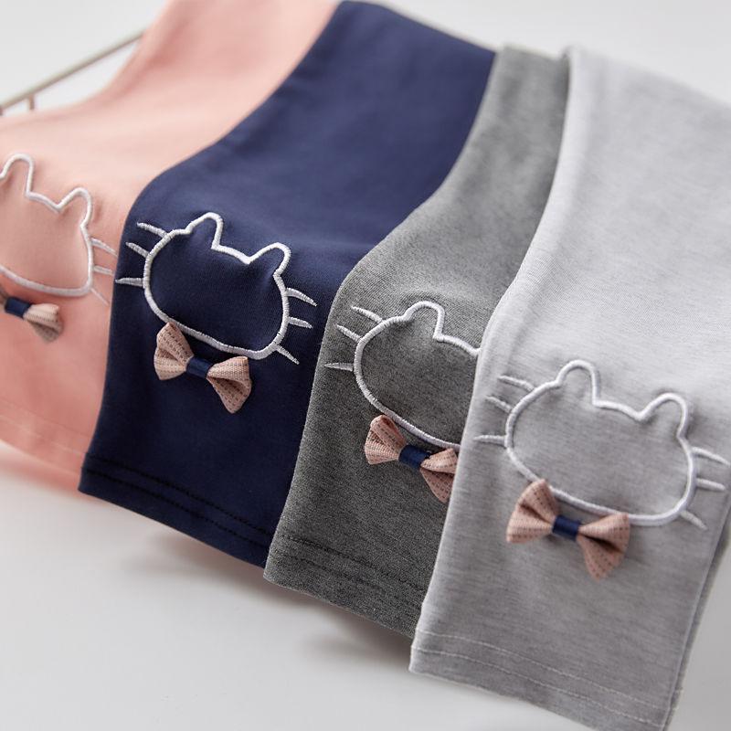 VIDMID Autumn Winter Cotton Baby Girl Leggings Cute Animals Toddler cotton Long Girls trousers kids girls pants leggings P607 2