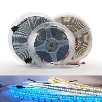 цена на 2835 LED strip SMD 1200 LEDs chip 12V LED Flexible PCB light LED backlight Strip LED tape 240 LEDs/m  White Warm White