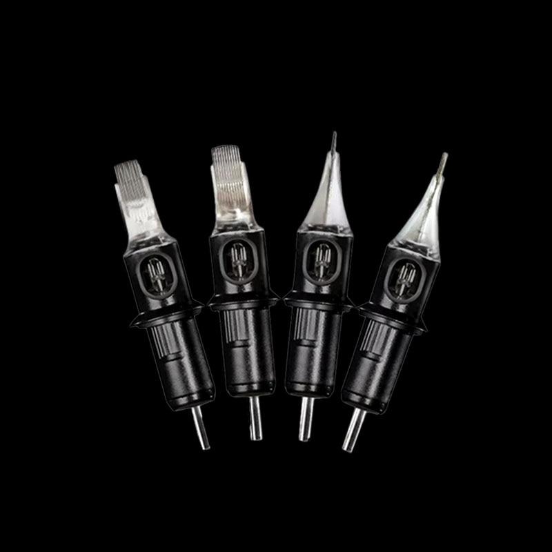 Professionelle Tattoo Kit Beruf Aurora P1 Tattoo Stift Mit AURORA II und 10Pcs 3RL Nadeln Tattoo Power Kit Set supply C0 - 4