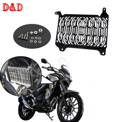 For Honda CB500X CB 500X 2019 2020 Motorcycle Radiator Protector Guard Grill Cover Cooled Protector Cover aluminium