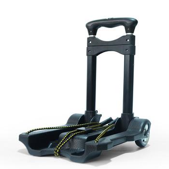 Składany worek ręczny plecak na kółkach składany wózek Barrow koszyk bagaż podróżny koszyk przenośny do użytku domowego tanie i dobre opinie CN (pochodzenie)