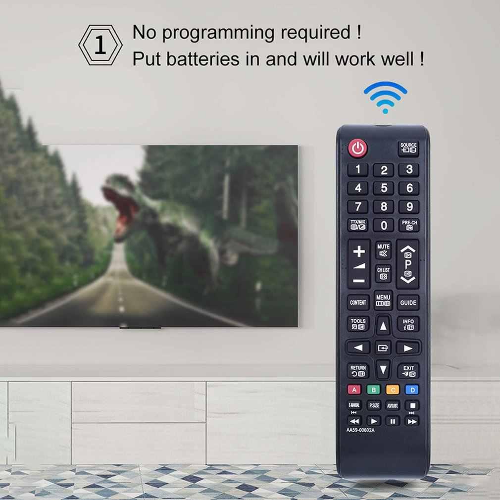 สำหรับ Samsung TV รีโมทคอนโทรล AA59-00602A AA59-00666A AA59-00741A AA59-00496A สำหรับ LCD LED SMART TV REMOTE