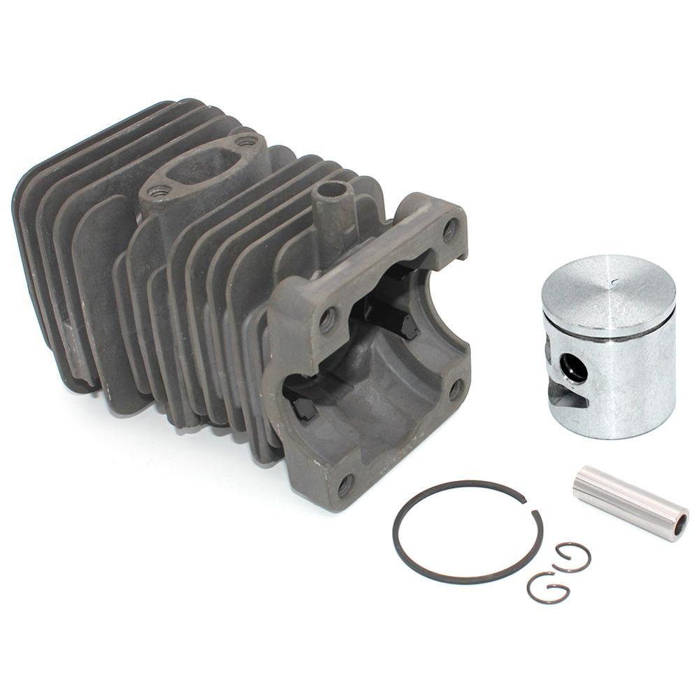 Tools : 41mm Nikasil Cylinder Piston Kit  for Partner Chainsaw P738 P742 P840 P842 Partner PN 5300718-84 5300718-85