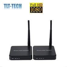 5GHz Wireless Transmission System Wireless HDMI Extender Transmitter Receiver Video WIFI 100m Wireless HDMI Sender Kit