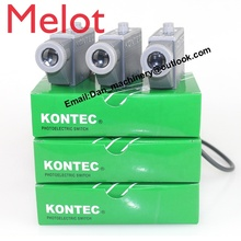 Original KONTEC KS-C2G Photoelectric eye, Color Mark sensor new color code sensor portable sign photoelectric eye correction track photoelectric dc12 30v