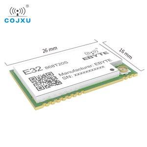 Image 5 - SX1276 868MHz 100mW 20 dBm SMD TTL E32 868T20S émetteur récepteur sans fil ebyte longue portée 3km LoRa IPEX émetteur et récepteur