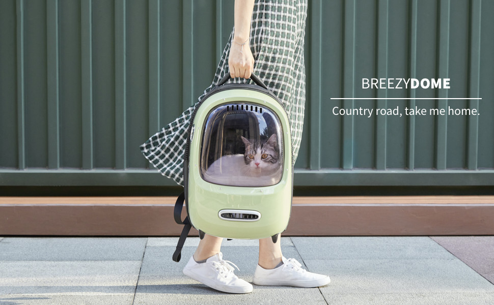 PETKIT Portable Travel Space Capsule for Cats and Small Dogs